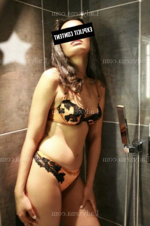 Alannah massage ladyxena escorte